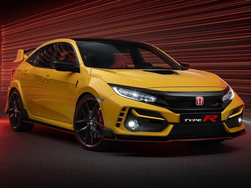 AutoDisk nieuws Honda Civic Type R Limited Edition