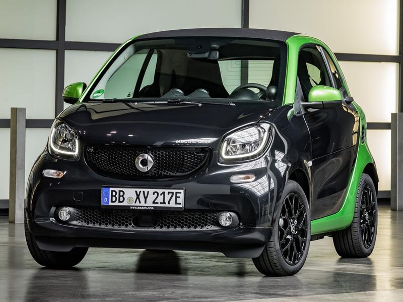 AutoDisk nieuws Smart EQ Fortwo