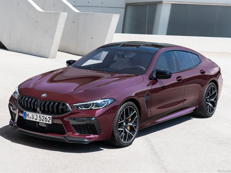 BMW M8 Gran Coupe Competition Package